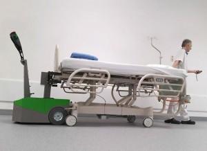 Tireur pousseur pour lit médicalisé - Devis sur Techni-Contact.com - 3