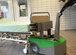 Tireur pousseur pour lit médicalisé - Devis sur Techni-Contact.com - 5