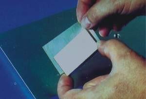Tissu de fixation thermo-collant 305 x 7670 mm - Devis sur Techni-Contact.com - 1