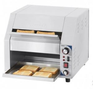 Toaster convoyeur en acier inox larges dimensions - Devis sur Techni-Contact.com - 1
