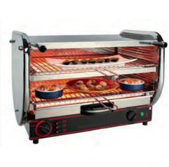 Toaster électrique à 2 étages gros débit - Devis sur Techni-Contact.com - 1