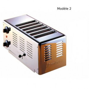 Toaster inox vertical - Devis sur Techni-Contact.com - 2