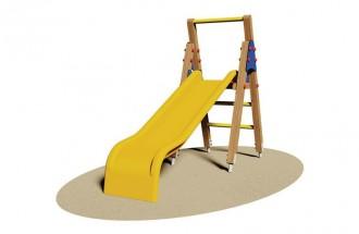 Toboggan de jardin pour enfants - Devis sur Techni-Contact.com - 1