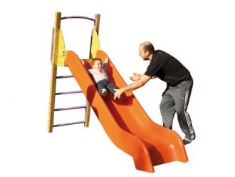 Toboggan Eko 1.2m pour enfant 1 à 6 ans - Devis sur Techni-Contact.com - 1