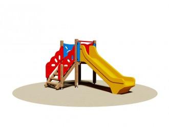 Toboggan enfants - Devis sur Techni-Contact.com - 1