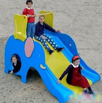 Toboggan extérieur pour enfants - Devis sur Techni-Contact.com - 10