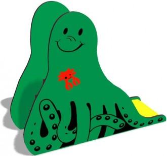 Toboggan extérieur pour enfants - Devis sur Techni-Contact.com - 3