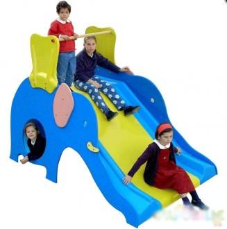 Toboggan extérieur pour enfants - Devis sur Techni-Contact.com - 7