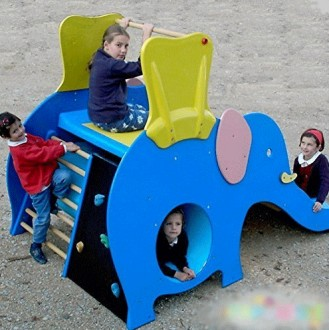 Toboggan extérieur pour enfants - Devis sur Techni-Contact.com - 9