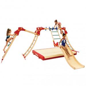Toboggan jeu enfant - Devis sur Techni-Contact.com - 2