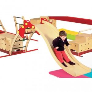Toboggan jeu enfant - Devis sur Techni-Contact.com - 3