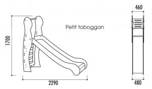 Toboggan polyéthylène - Devis sur Techni-Contact.com - 3