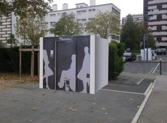 Toilette publique à façade métallique - Devis sur Techni-Contact.com - 2