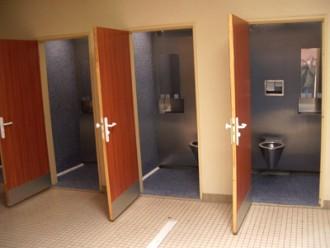 Toilettes scolaire avec automatisme du lavage - Devis sur Techni-Contact.com - 1