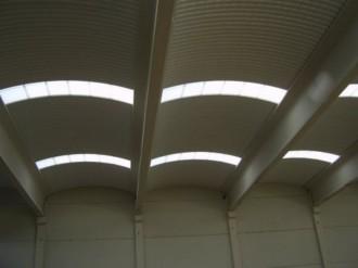 Toiture arrondie pour bâtiments industriels - Devis sur Techni-Contact.com - 3