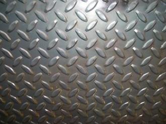 Tôle acier larmée - Devis sur Techni-Contact.com - 1