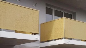 Tôle perforée décorative – Modèle URBIS AURORA sur-mesure - Devis sur Techni-Contact.com - 2