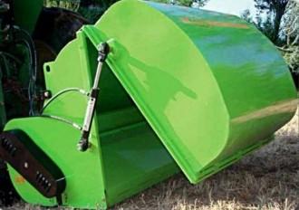 Prix sur demande - Ramasse herbe pour tracteur tondeuse ...