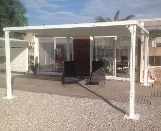 Tonnelle de terrasse modulaire - Devis sur Techni-Contact.com - 4
