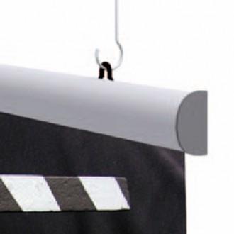 Totem d'affichage publicitaire à chaine - Devis sur Techni-Contact.com - 2