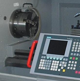 Tour à commande numérique à 2 manivelles électroniques - Devis sur Techni-Contact.com - 3