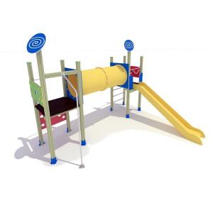 Tour de jeux pour enfants - Devis sur Techni-Contact.com - 1