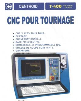 Tour DY 320-CNC par apprentissage - Devis sur Techni-Contact.com - 2