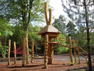Tourelle cabane pour enfant - Devis sur Techni-Contact.com - 3