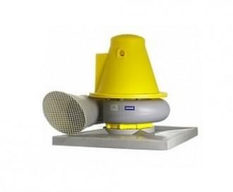 Tourelle centrifuge de toiture - Devis sur Techni-Contact.com - 1