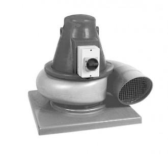 Tourelle centrifuge de toiture - Devis sur Techni-Contact.com - 2