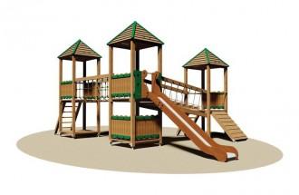Tourelle de jeu pour enfants - Devis sur Techni-Contact.com - 1