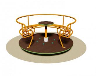 Tourniquet d'extérieur pour enfants - Devis sur Techni-Contact.com - 1