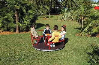 Tourniquet d'extérieur pour enfants - Devis sur Techni-Contact.com - 2