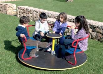 Tourniquet en acier enfants - Devis sur Techni-Contact.com - 1