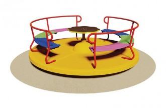 Tourniquet en bois pour enfants - Devis sur Techni-Contact.com - 1