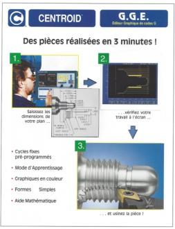 Tours CNC manuels et numériques - Devis sur Techni-Contact.com - 2