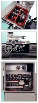 Tours conventionnels avec embrayage électromagnétique Passage sur banc 760mm - Devis sur Techni-Contact.com - 2