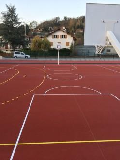 Traçage scolaire terrain sportif - Devis sur Techni-Contact.com - 3