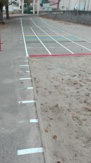 Traçage scolaire terrain sportif - Devis sur Techni-Contact.com - 4