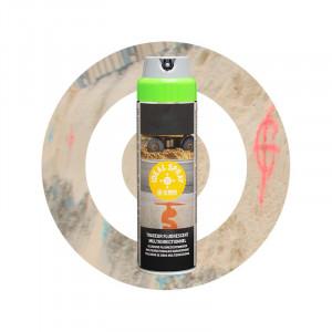 Traceur fluorescent temporaire  - Devis sur Techni-Contact.com - 2