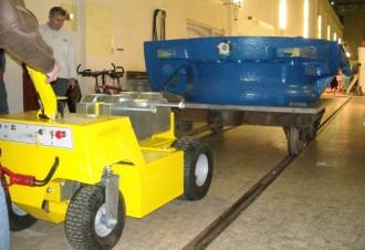 Tracteur électrique 14 tonnes - Devis sur Techni-Contact.com - 2