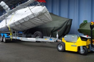 Tracteur électrique 14 tonnes - Devis sur Techni-Contact.com - 3