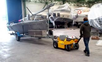 Tracteur électrique 14 tonnes - Devis sur Techni-Contact.com - 4