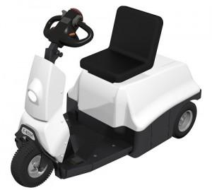 Tracteur électrique 2000 Kg - Devis sur Techni-Contact.com - 1