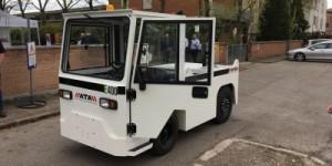Tracteur électrique à 4 roues - Devis sur Techni-Contact.com - 3