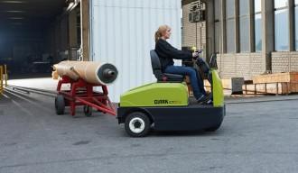 Tracteur électrique compact 7000 Kg - Devis sur Techni-Contact.com - 2