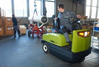 Tracteur électrique compact 7000 Kg - Devis sur Techni-Contact.com - 3