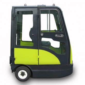 Tracteur électrique compact 7000 Kg - Devis sur Techni-Contact.com - 4