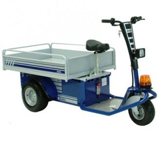 Tracteur électrique de manutention et de remorquage - Devis sur Techni-Contact.com - 2