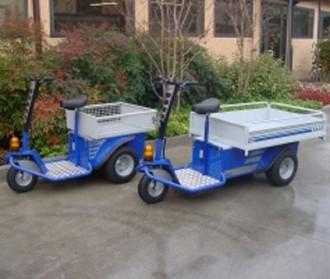 Tracteur électrique de manutention et de remorquage - Devis sur Techni-Contact.com - 3